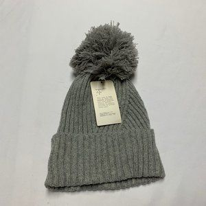 A New Day Gray Beenie